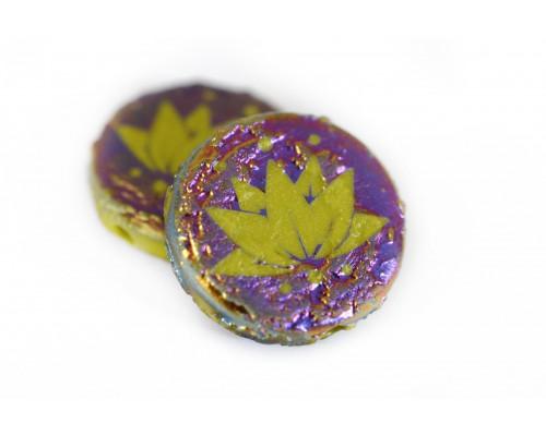 lotus - olivová, hrubší RN