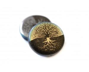 strom - černá, AB